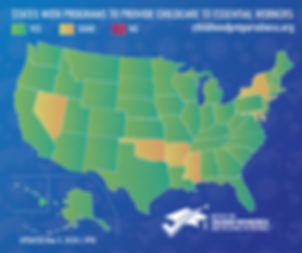0505 Map states provide early childhood