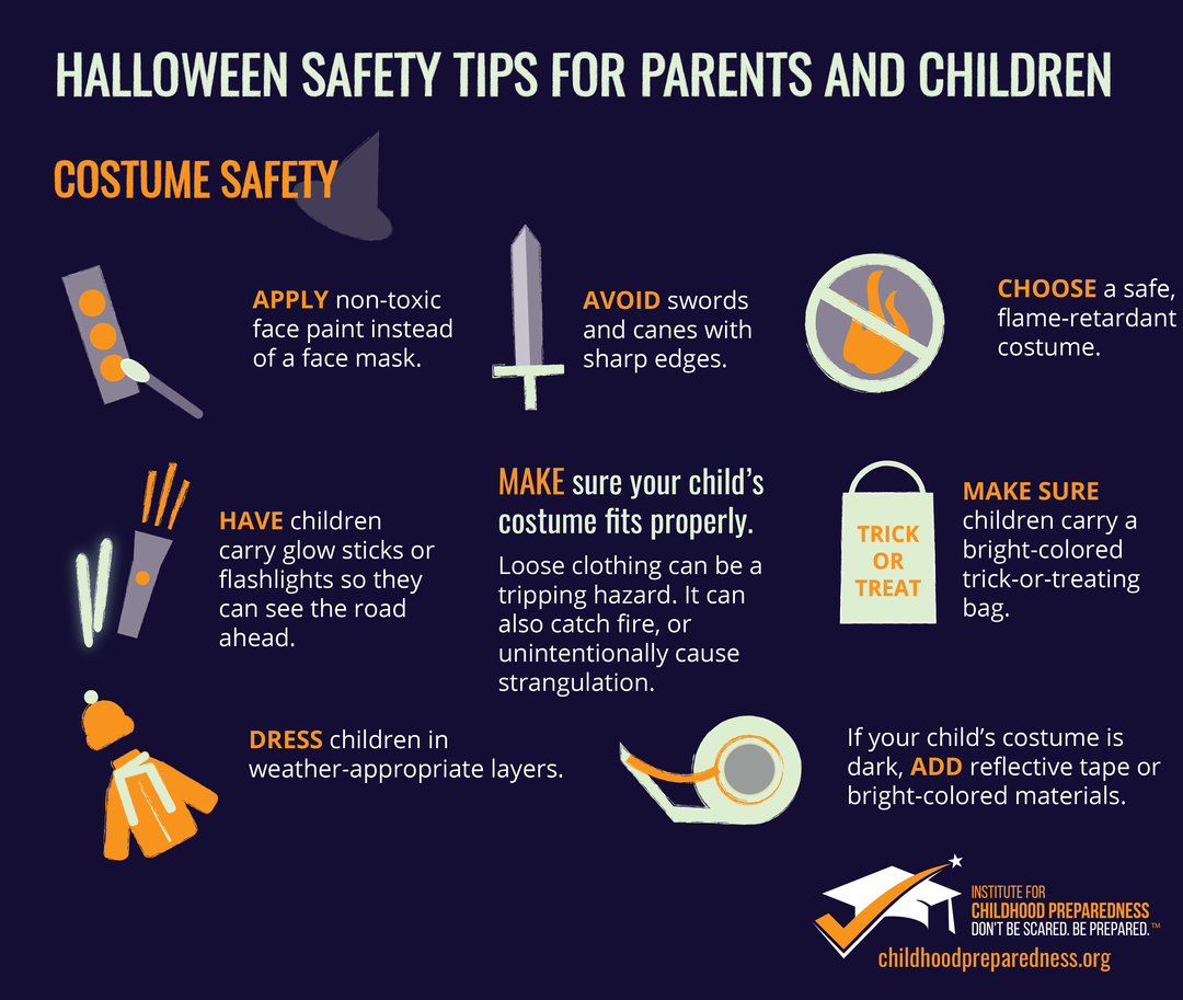 Costume Safety for Halloween