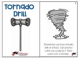 tornado-drill social story