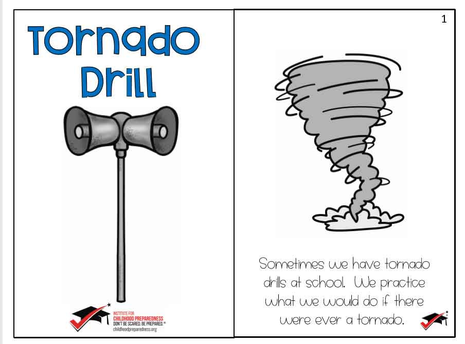 tornado, drills, tornado drill, prepare, respond, recover, prepare respond recover from tornados, child care, child care program, child care emergency drill, child care tornado drill, daycare, preschool, ece, prek
