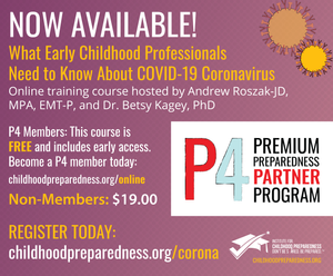 COVID-19, Coronavirus, childcare, childcare providers, covid-19 coronavirus, online, online training, online course, early childhood professionals