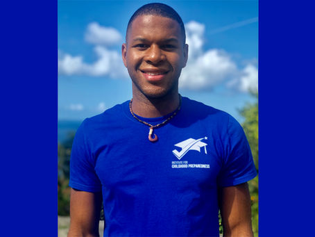 Meet Tavis Richardson, GIS (Geographical Information System) Coordinator for the Caribbean
