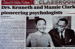 Kenneth and Mamie (1)