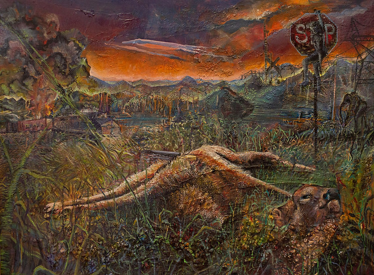 Sacrifice by Jody E. Borhani-D'Amico