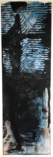 Blue Shadow by Karim Shuquem