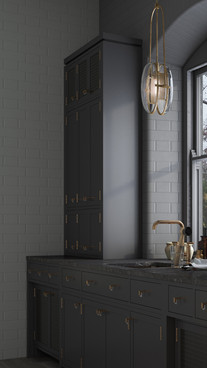 SCULLERY SIDEBOARD