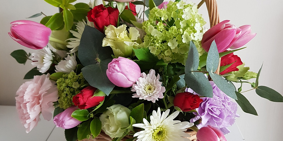 Flower Arranging with Jane