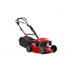 rover regal key start self propelled lawn mower