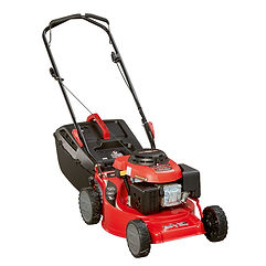 rover challenger mulch and catch lawn mower