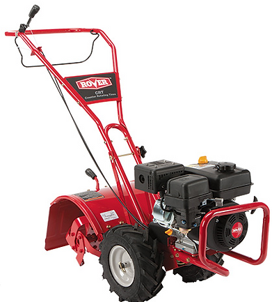 Rover Bronco counter rotating tine cultivator