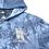 Thumbnail: Count Coup blue TIE DYE Hoodie
