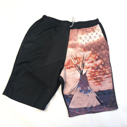 blessed (shorts)