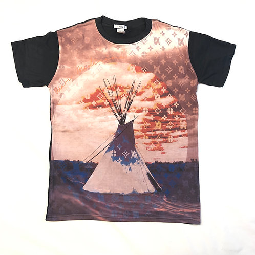 blessed (sublimation shirt)