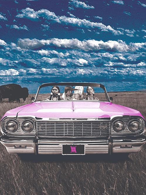 pink 64 print