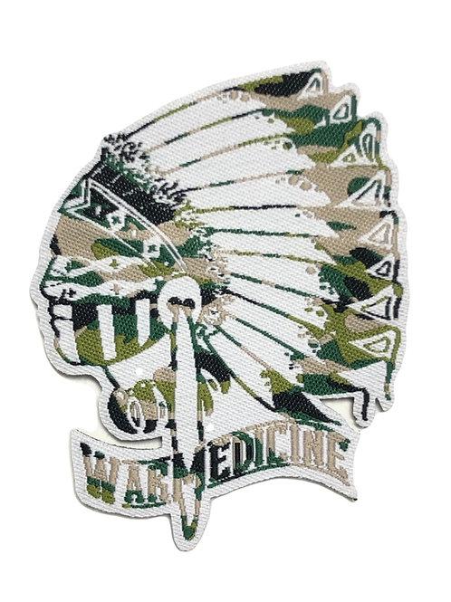 Big Chief patch cammo