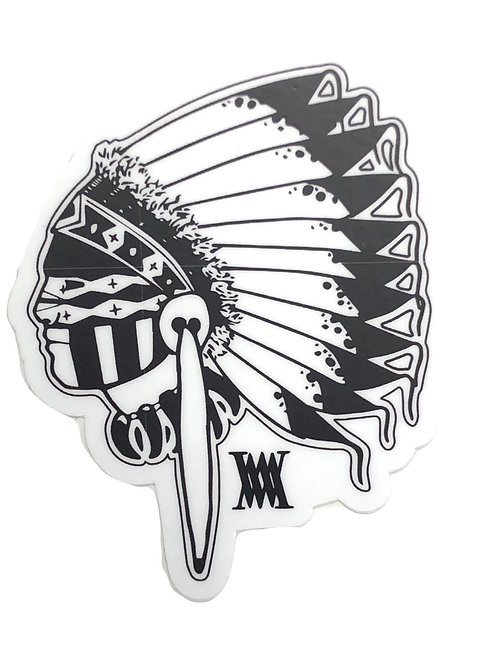 Big  Chief sticker