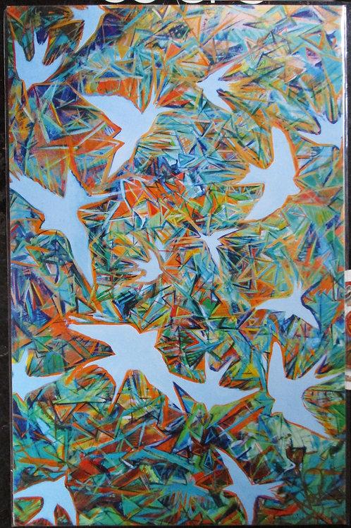 Swarming Swallows #1