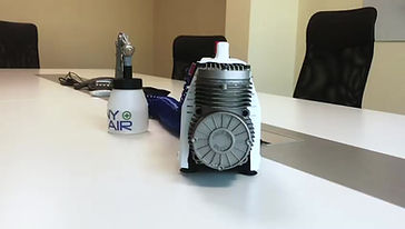 SANY + AIR 轻便型雾化消毒机
