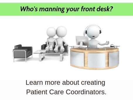 Creating Patient Care Coordinators