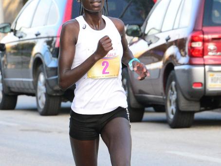 Pasca Myers wins 8th Annual Indy Women's Half Marathon