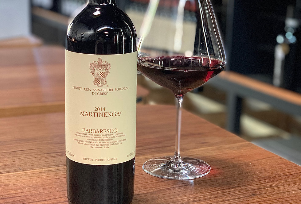 2014 Marchesi di Gresy'Barbaresco'