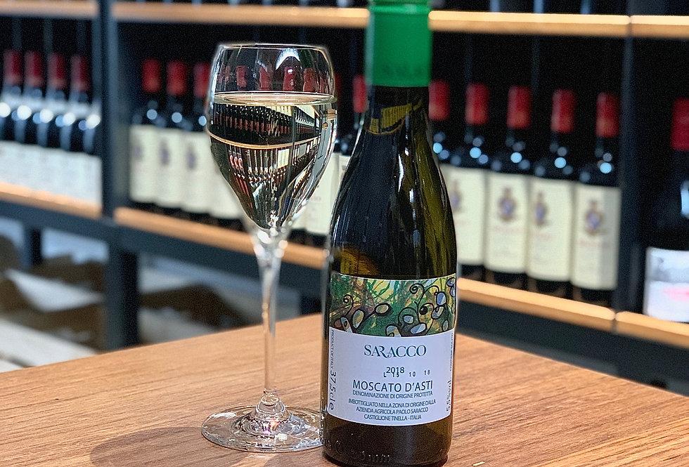 2018 Saracco Moscato D'Asti 375ml