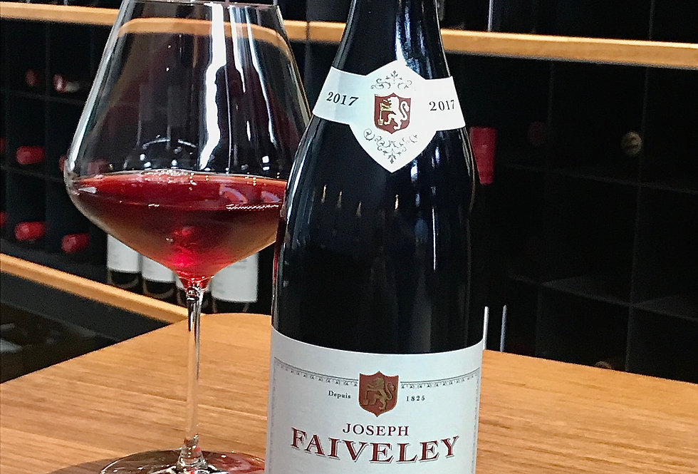 2017 Joseph Faiveley Bourgogne Rouge