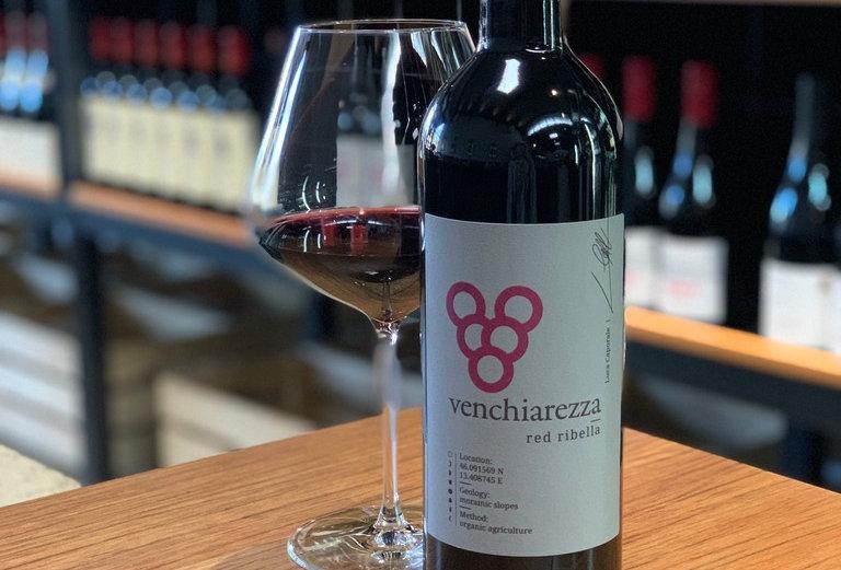 2018 Venchiarezza Pinot Nero