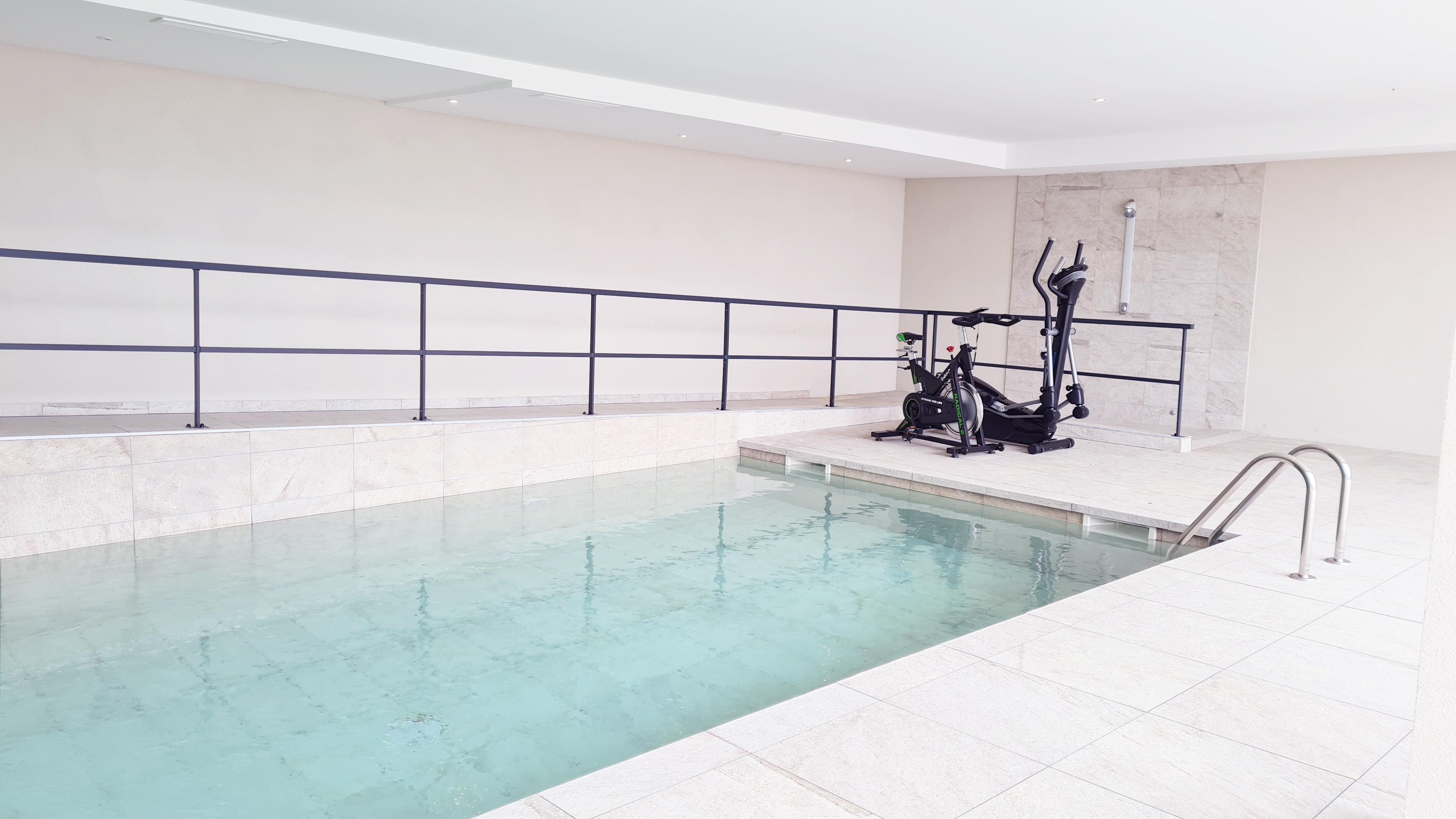 Oceanis - Monte Coast View Emotion - piscine intérieure et fitness