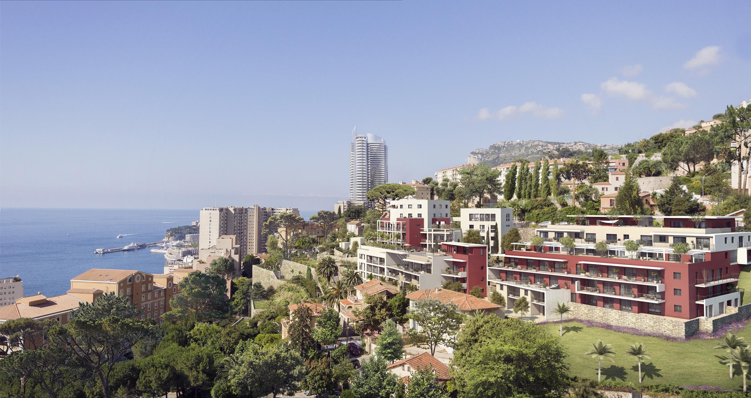 Résidence Monte Coast View
