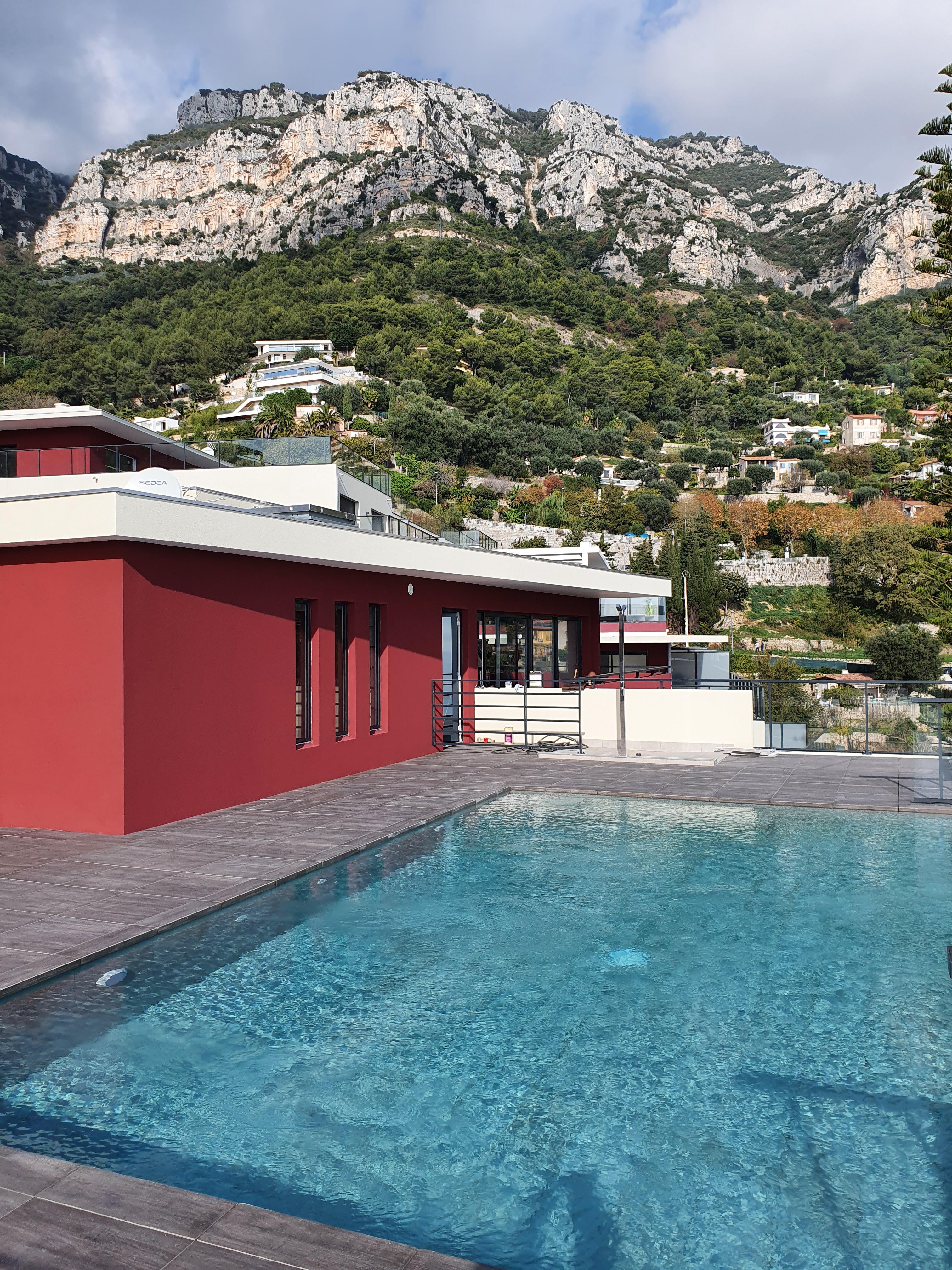 Oceanis - Monte Coast View Tentation et Sensation - piscine débordement