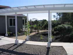 32.  Lattice patio covers - Acampo