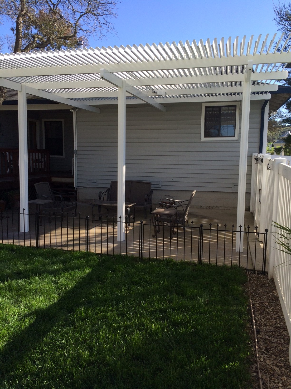 3. Solara patio cover-Valley Springs