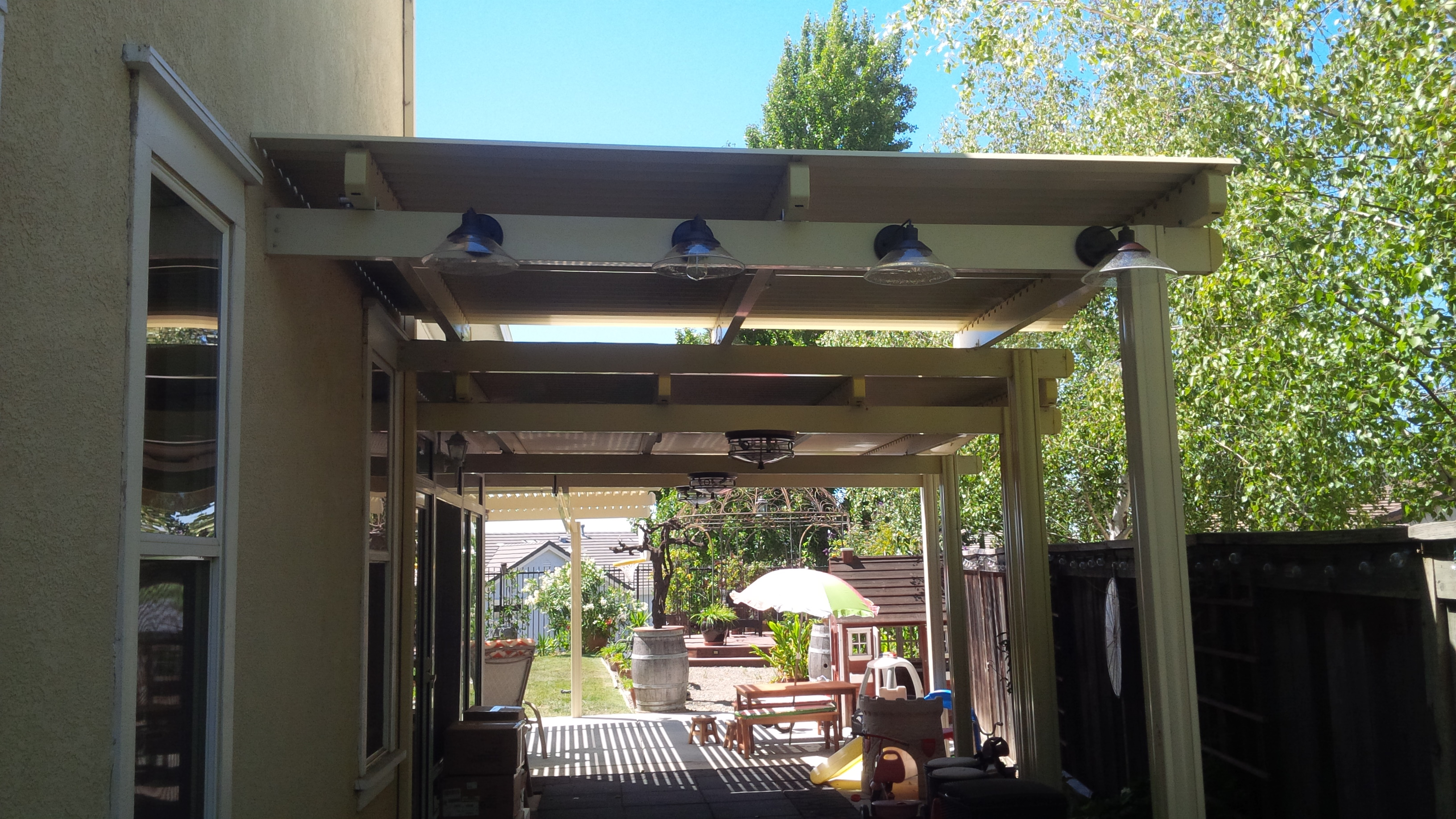 28.  Solara patio covers