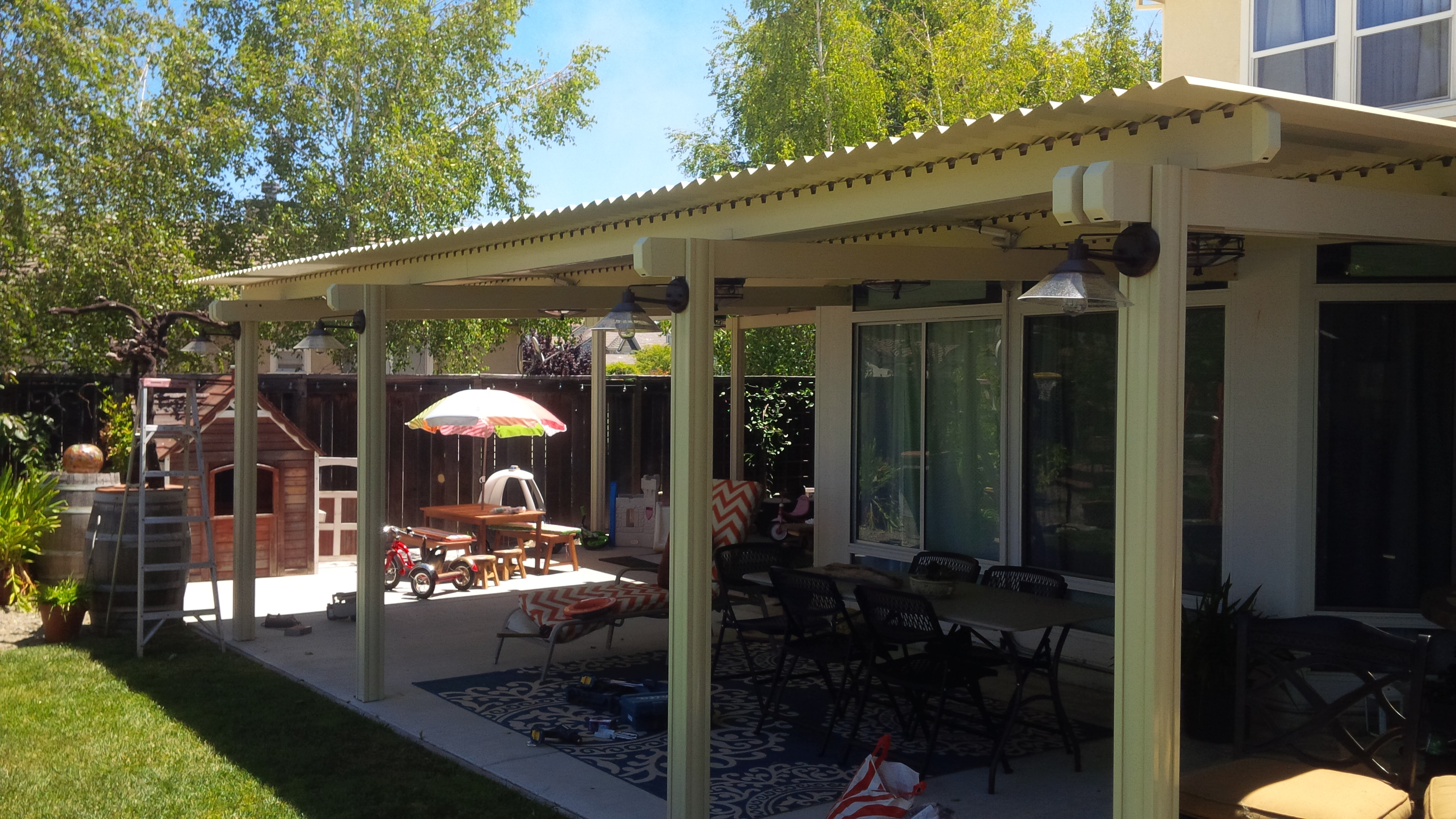 29.  Solara patio covers