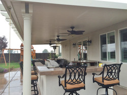 23.  Solid patio cover - Elk Grove