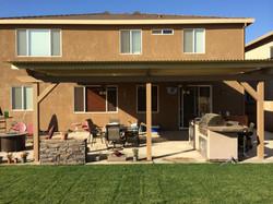 25.  Solara adjustable patio covers