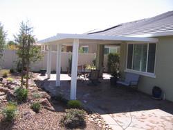 12.  Solid patio cover - Lodi