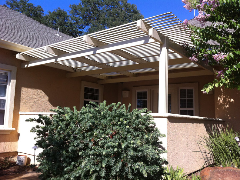 33.  Solara adjustable patio covers
