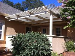 33.  Solara adjustable patio covers