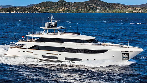 Motor Yacht Navetta 33 Custom Line