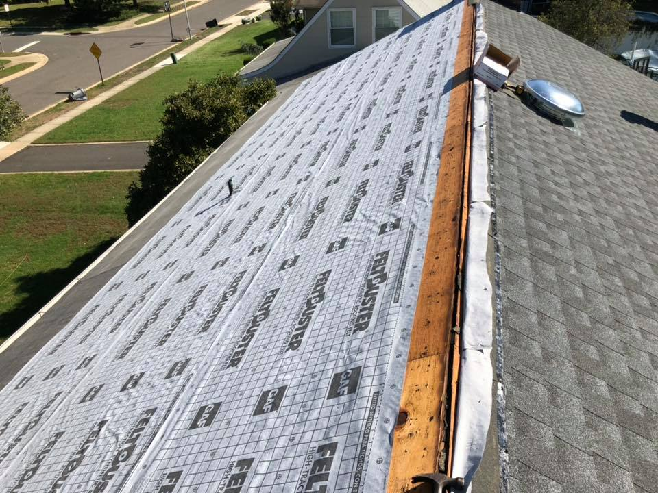 New Gaf Roof
