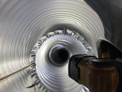 Chimney liner image