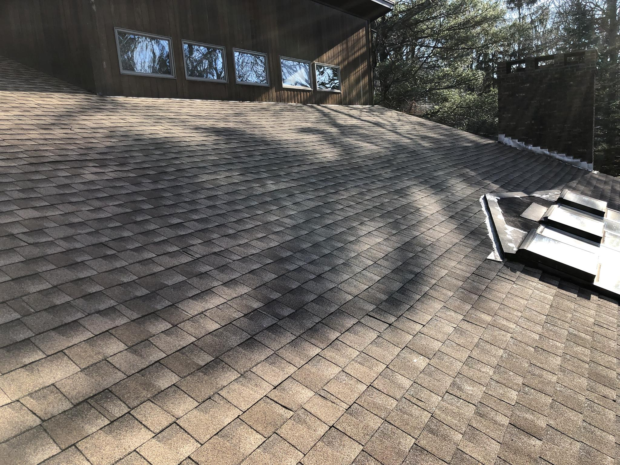 Satisfied Roofing. West Milford, NJ