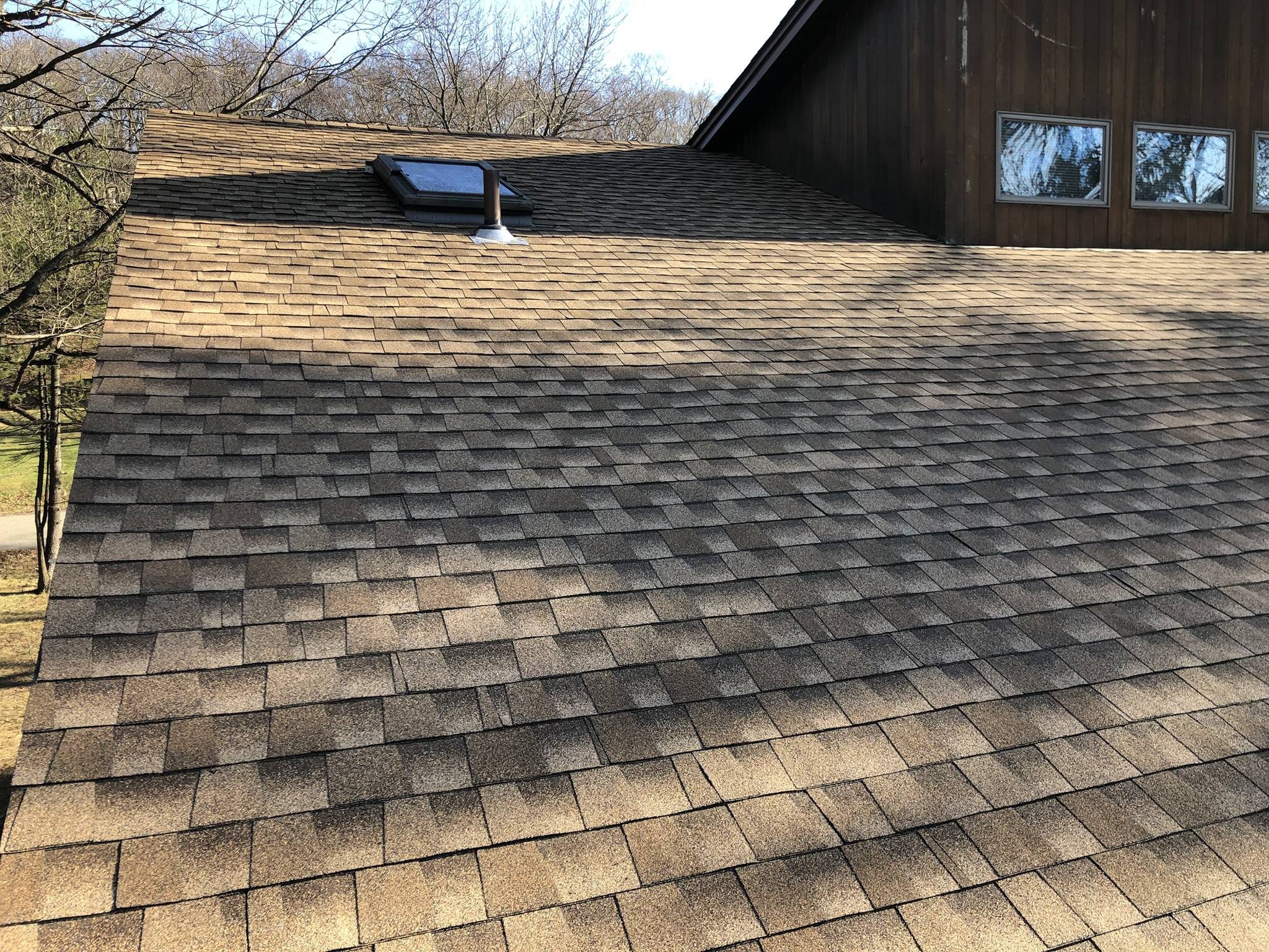 New Roof. West Milford, NJ
