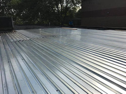Commercial Roof Deck Replacement