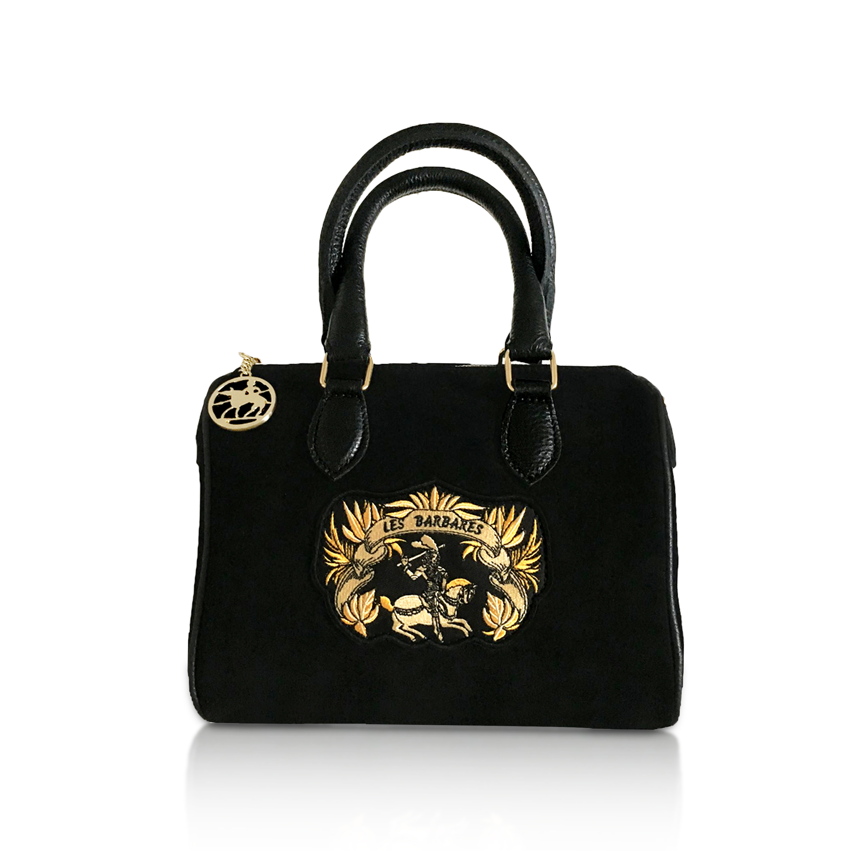 Godl is gold Handbag