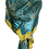 Thumbnail: LEAF   Silk scarf (Green version)