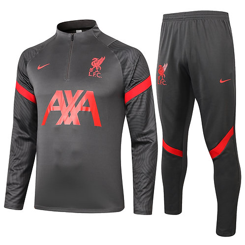 Liverpool Strike 1-4 zip Trainingspak
