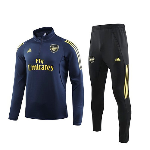 Arsenal Trainingspak donkerblauw 2019-2020